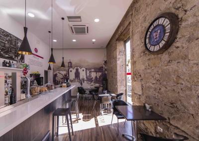 Bar cafetería